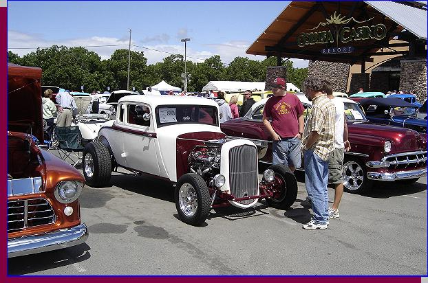 2005 Colusa Casino Rods & Reels Car Show