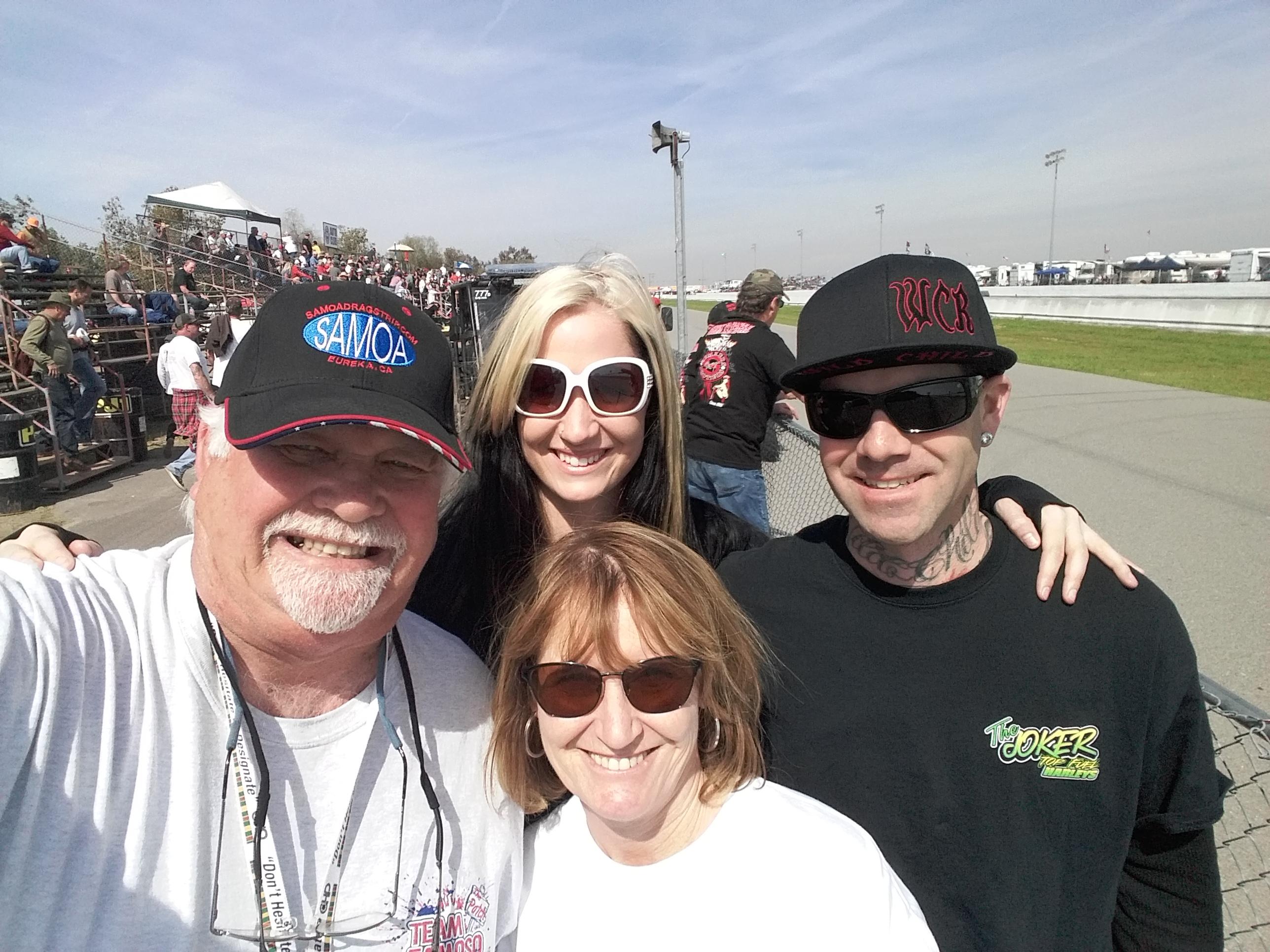 Sacramento Raceway Park, April 24, 2017